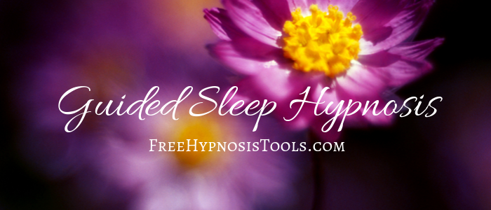 Hypnosis for Sleep
