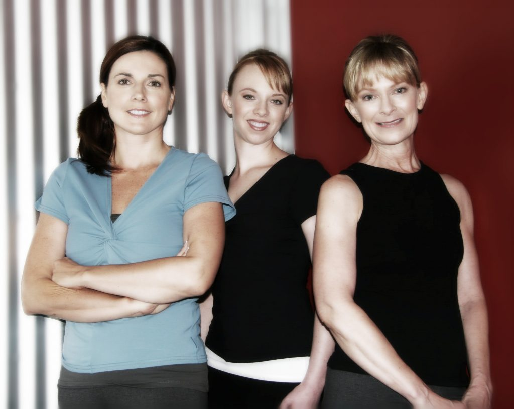 hyp-yoga founders carly cummings, kim isherwood and becky grabner