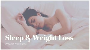sleep and weight loss what is the relationship