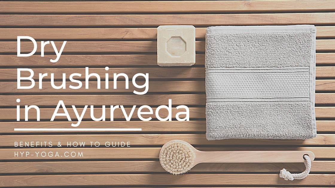 garshana dry brushing in ayurveda
